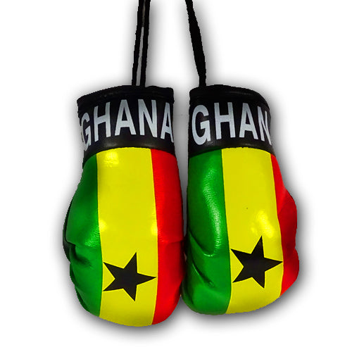 GHANA MINI BOXING GLOVES