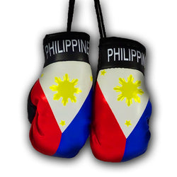 PHILIPPINES MINI BOXING GLOVES