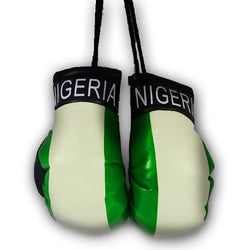NIGERIA MINI BOXING GLOVES