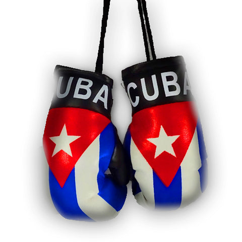 CUBA MINI BOXING GLOVES