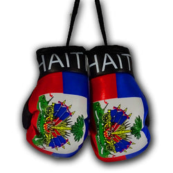 HAITI MINI BOXING GLOVES