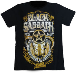 Black Sabbath Black T Shirt