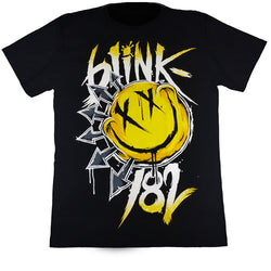 Blink 182 Black T Shirt