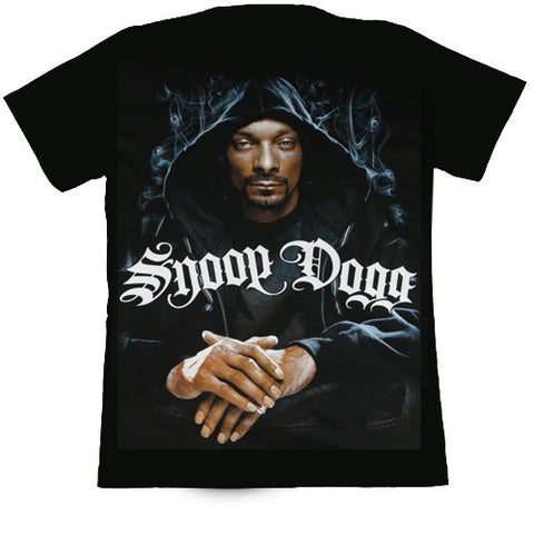 Snoop Dogg Black T Shirt
