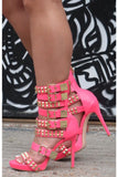 Navaeh Pink - The Envy Shoetique