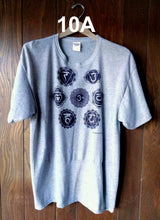 10A. GRAY T-SHIRT OR 10B. SILVER T-SHIRT - AutomotiveFineArt.com