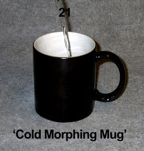 21. BLACK CERAMIC MORPHING MUGS - AutomotiveFineArt.com