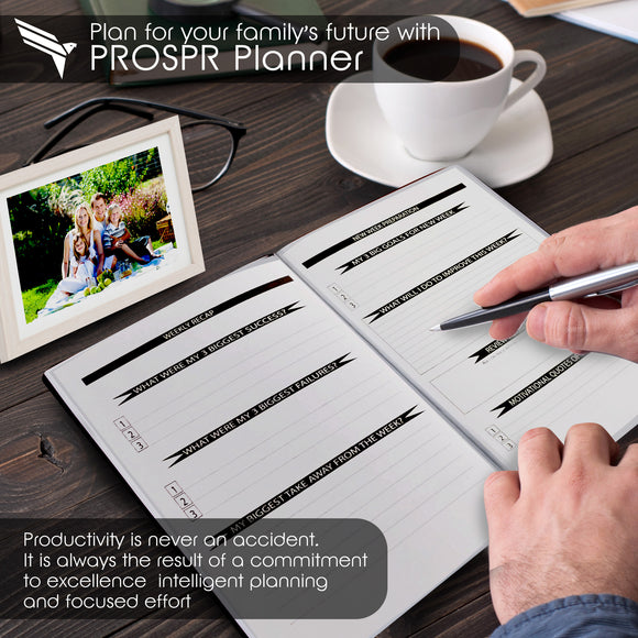 "Thermo Composite Cover PROSPR Planner SE 6"" x 9"""
