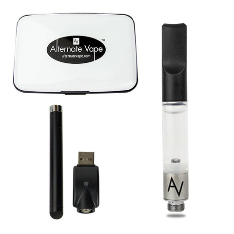 Alternate Vape: CBD Cartridge Kit