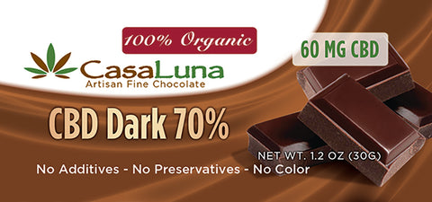 CasaLuna: Chocolate Bar