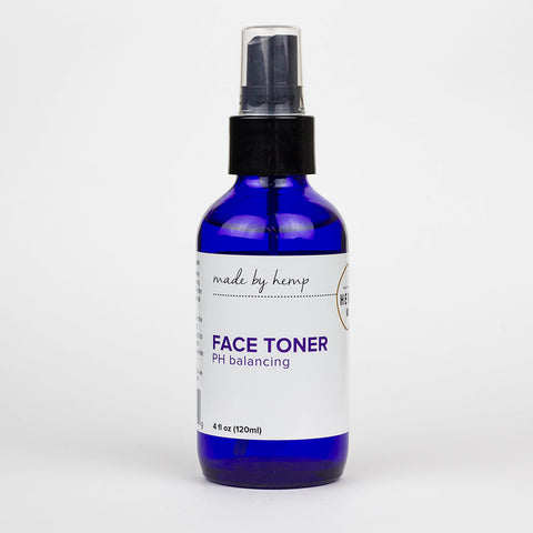 Made By Hemp: PH Balancing Face Toner