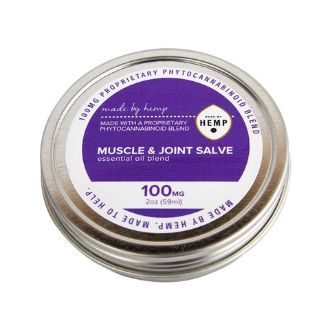 Made By Hemp: Muscle & Joint Salve