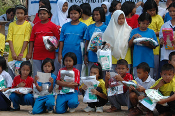 Supporting Thai Tsunami Orphans