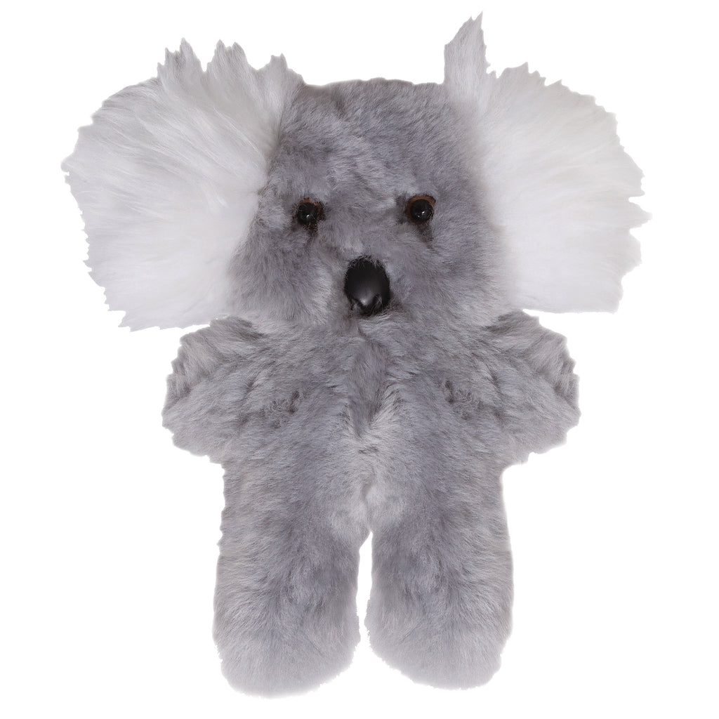 Sheepskin Soft Toy