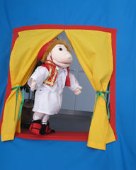 Puppet Theatre - Curtain