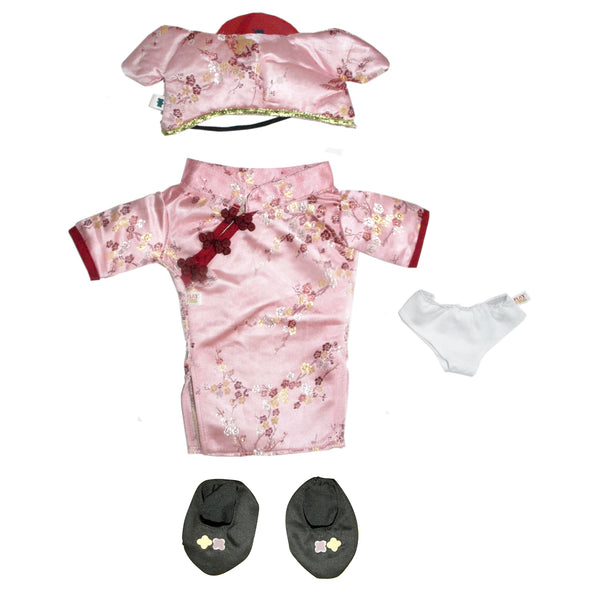 Chinese Qipao Dress, 46cm HP