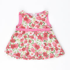 Pink Floral Dress, 46cm HP