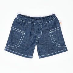 Denim Shorts & T-shirt, 46cm HP