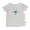Baby Short Sleeve T-Shirt - Organic Cotton -Polar Bear