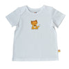 Baby Short Sleeve T-Shirt - Organic Cotton - Dingo
