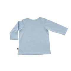Baby Long Sleeve T-Shirt - Organic Cotton -Dingo