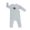 Long Sleeve Baby Jump Suit - Organic Cotton - Koala