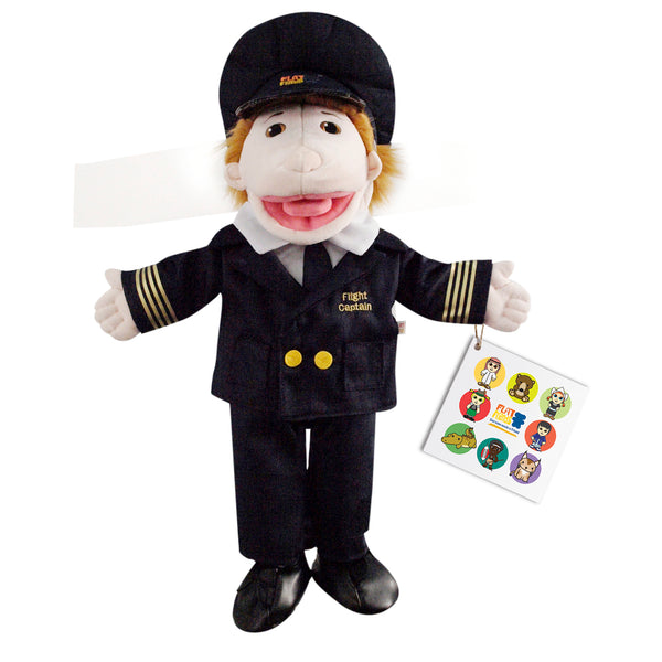 Charlie, Flight Captain Uniform, 46cm HP