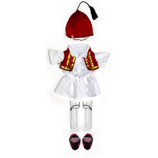 Greek Boy Costume, 46cm HP