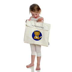 Chimpanzee Cotton Carry Bag