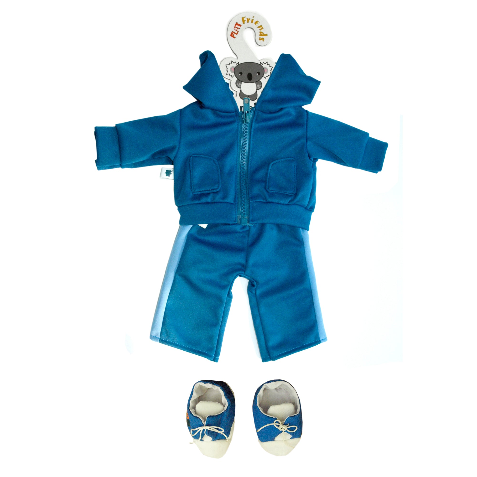 Tracksuit with hood, 46cm HP