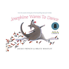 Josephine Wants to Dance + Kangaroo HP & CBag