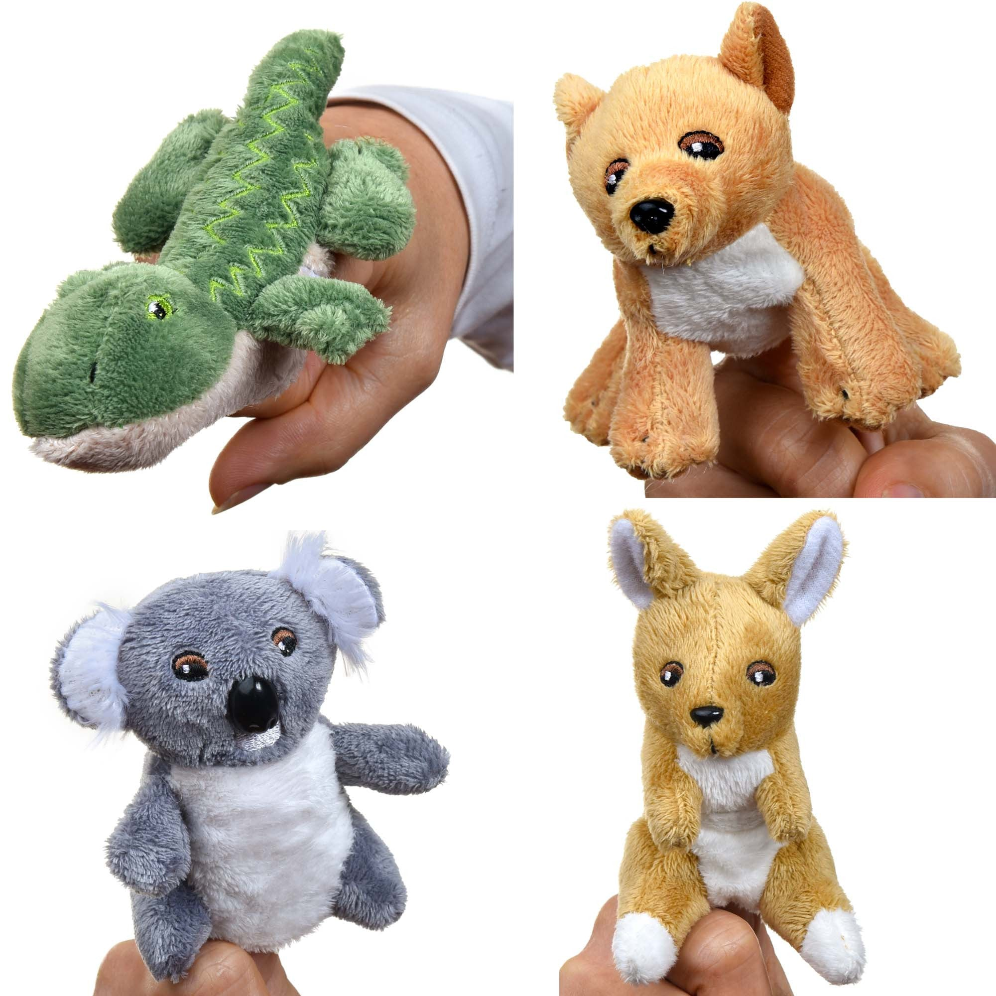 Australian Animals, Finger Puppet Set