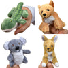 Australian Animals Finger Puppet Set