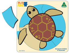 Sea Turtle Wooden Puzzle