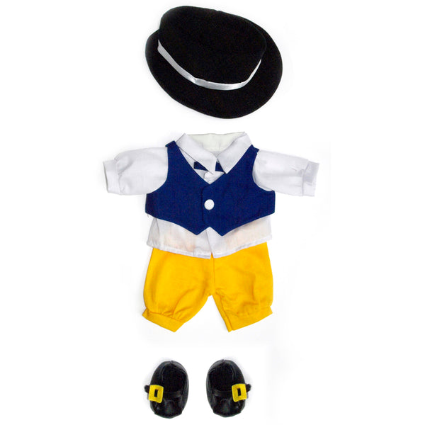 Swedish Boy Costume,  46cm HP