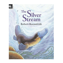 The Silver Stream & Platypus Lambskin soft toy & CBag