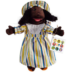 Aissa Girl Doll Puppet