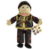 Chinese Boy Doll Puppet