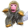Mori ( 森), Japanese Macaque Monkey Hand Puppet