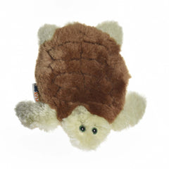 Archelon, Sea Turtle Flat Lambskin-Sheepskin Soft Toy Baby Comforter