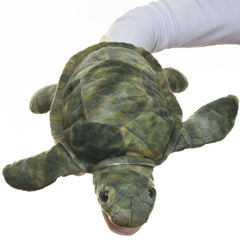 Green Sea Turtle Hand Puppet
