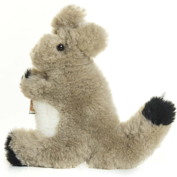 Wallaby Lambskin Soft Toy