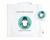 Fairy Penguin Cotton Carry Bag