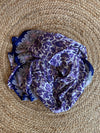 et cetera WOMAN Lilac and Purple silk