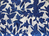 et cetera WOMAN Persian Blue hand-batik silk