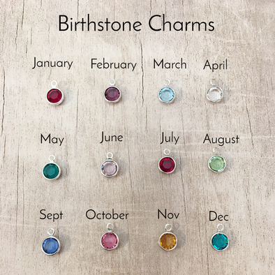 Birthstone Add On - mkwdesignco