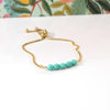 Colorful Beaded Adjustable Bolo Bracelet