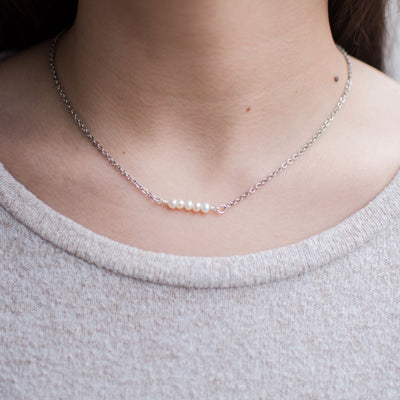 Emerson Freshwater Pearl Necklace