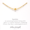 Bestie Definition Necklace - Ivy