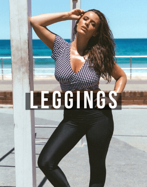 Plus Size Leggings Collection